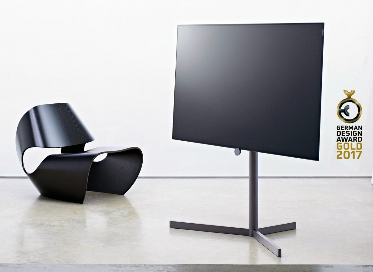 loewe bild 7 mit ultra hd oled technologie. Black Bedroom Furniture Sets. Home Design Ideas
